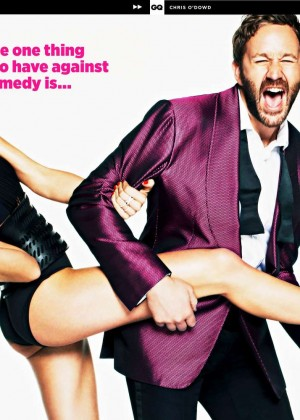 Jessica Hart: GQ UK Magazine -04