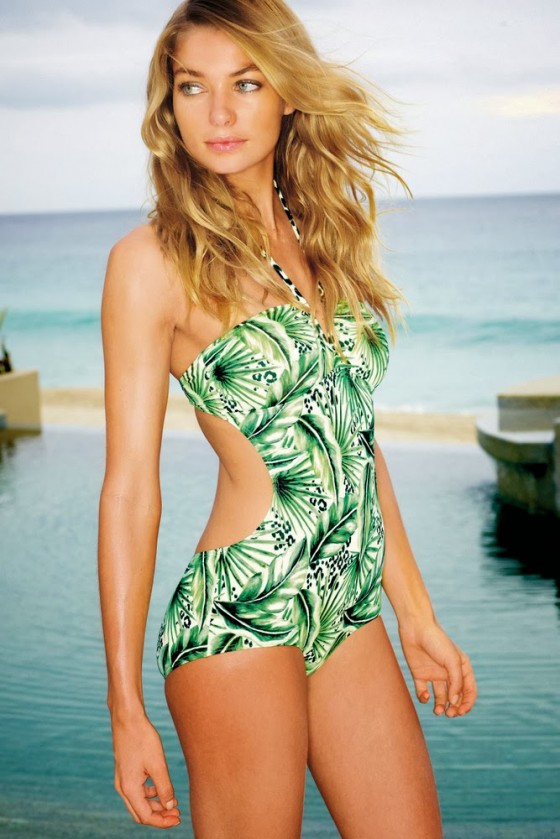 Jessica Hart – Next Collection (Spring 2014)