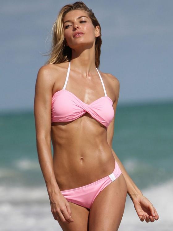 Jessica Hart Bikini Photos: Miami -17