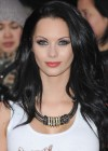 Jessica Jane Clement at Olympus Has Fallen Premiere in London -01