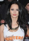 Jessica Jane Clement at Olympus Has Fallen Premiere in London -04