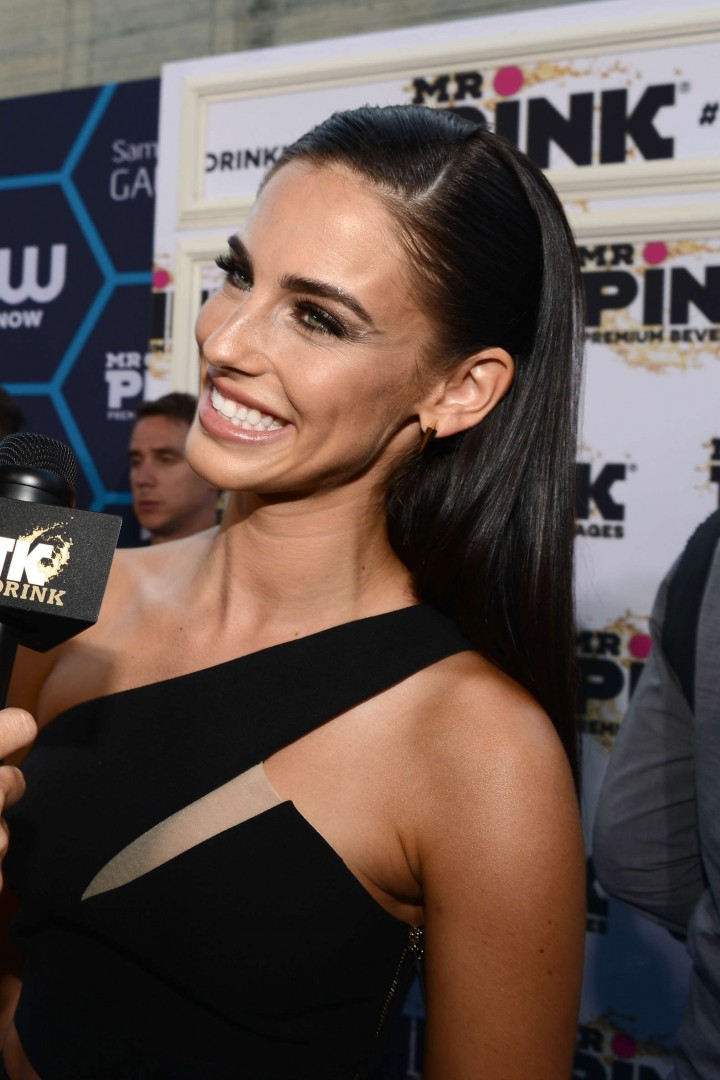 Jessica Lowndes - 2014 Young Hollywood Awards