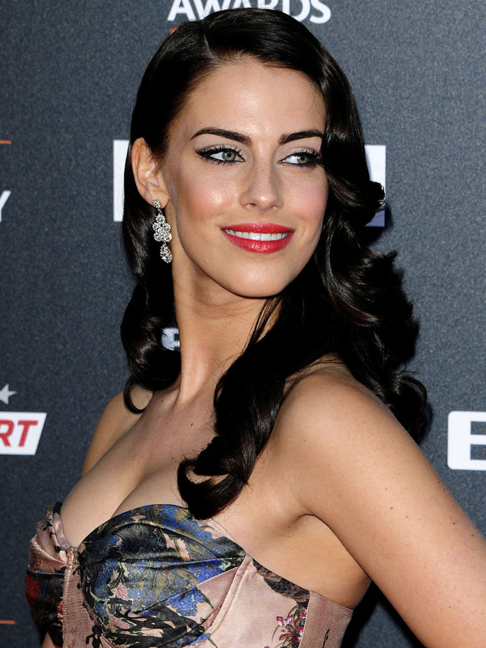 Jessica Lowndes at 2013 BT Sports Industry Awards -01 ...