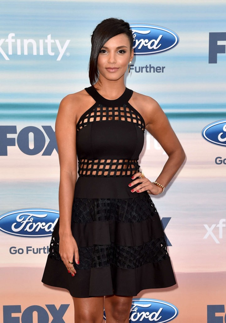 Jessica Lucas - 2014 FOX Fall Eco-Casino Party in Santa Monica