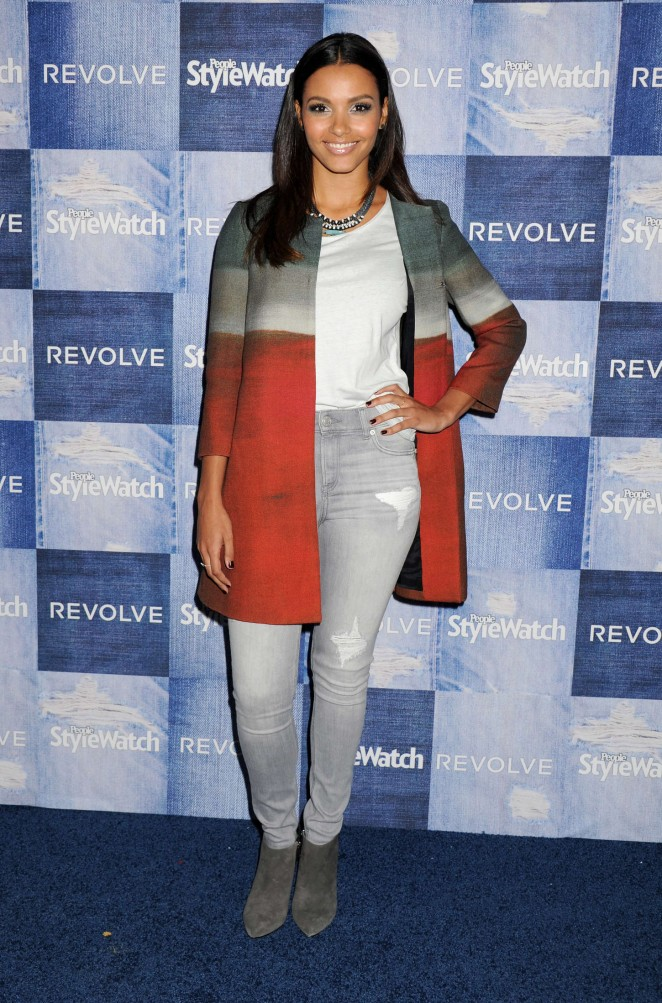 Jessica Lucas - People StyleWatch 4th Annual Denim Party in LA