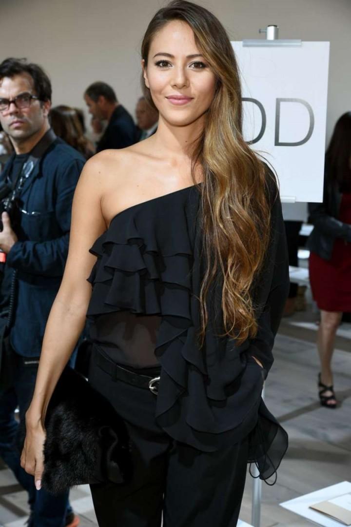 Jessica Michibata - Michael Kors Fashion Show in NYC