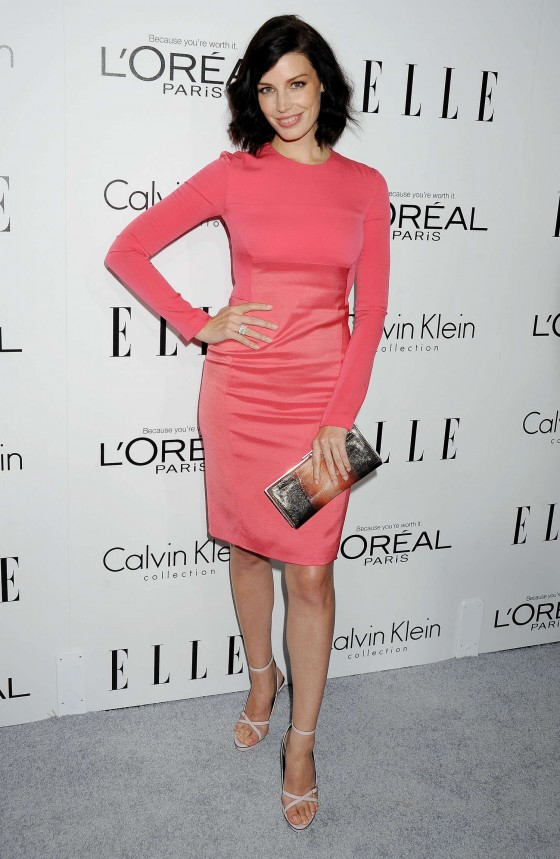 Jessica Pare – 2013 ELLE's Women in Hollywood