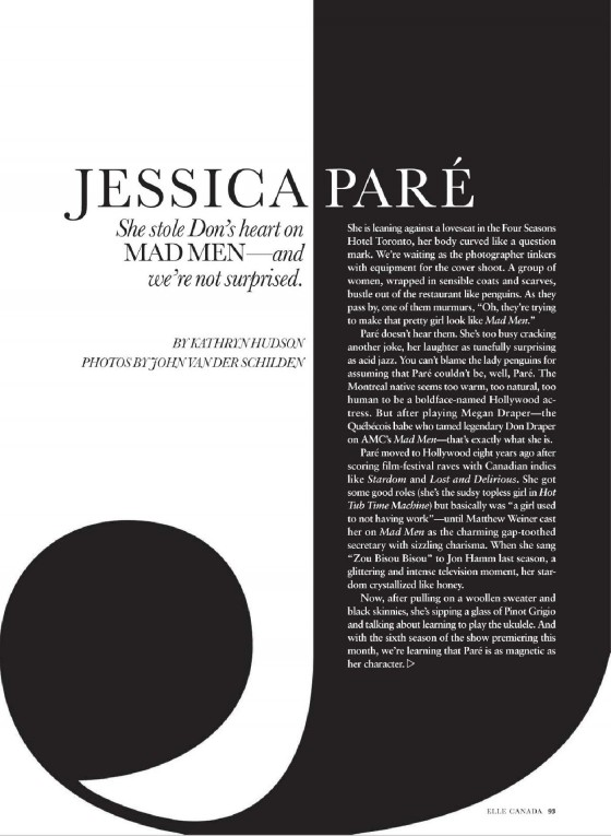 Jessica Pare – Elle – March 2013-06