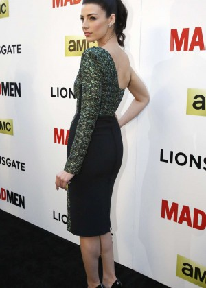 Jessica Pare: Mad Men Season 7 Premiere -05