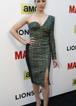 Jessica Pare: Mad Men Season 7 Premiere -06