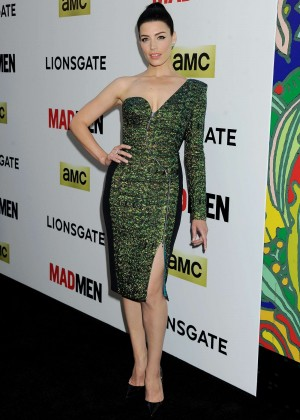 Jessica Pare: Mad Men Season 7 Premiere -10
