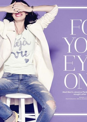 Jessica Pare: Stylist UK -01