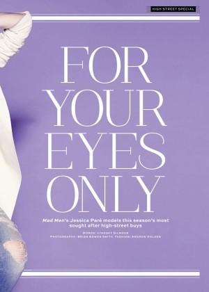 Jessica Pare: Stylist UK -02