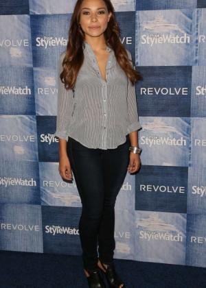Jessica Parker Kennedy 2014 People Stylewatch Denim