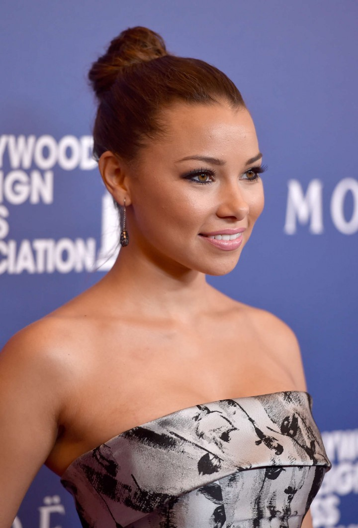 Jessica Parker Kennedy - The HFPA Grants Banquet in Beverly Hills