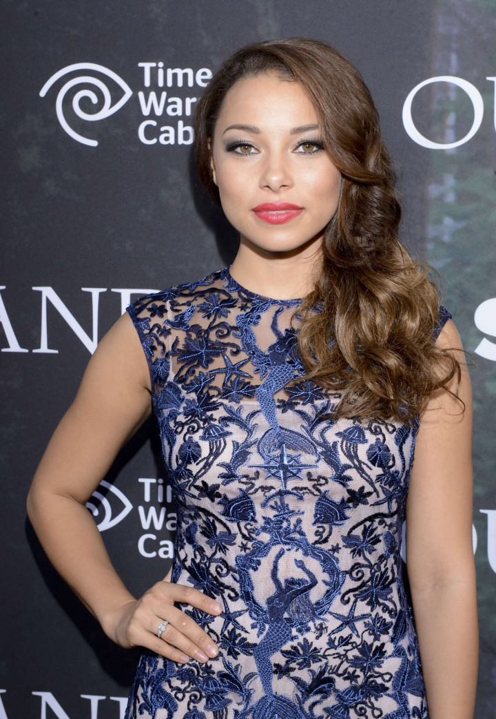 Jessica Parker Kennedy - Outlander premiere at Comic-Con in San Diego