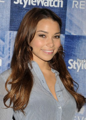Jessica Parker Kennedy - People StyleWatch 4th Annual Denim Party in LA