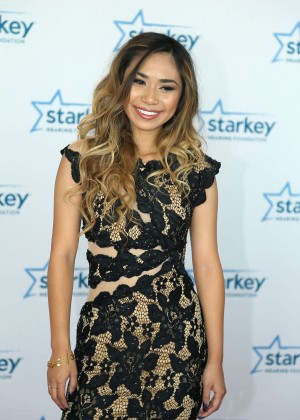 Jessica Sanchez - 2014 Starkey Hearing Foundation So The World May Hear Gala in St. Paul
