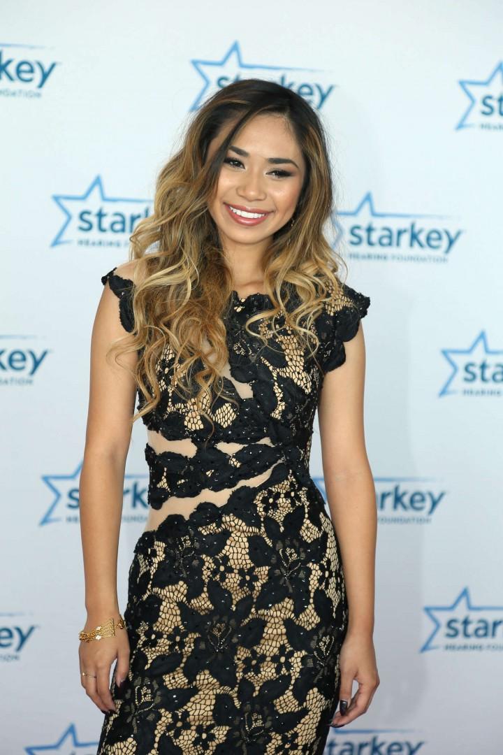 Jessica Sanchez - 2014 Starkey Hearing Foundation So The World May Hear Gala in St. Paul