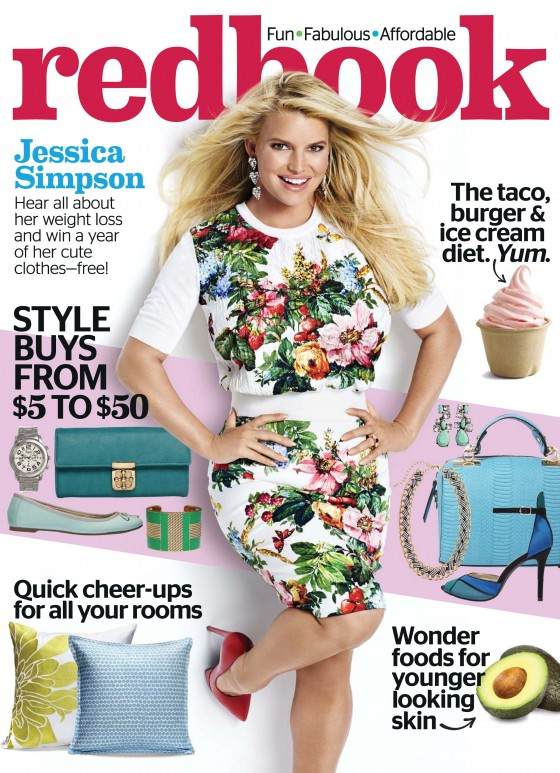 Jessica Simpson: Redbook Magazine -03
