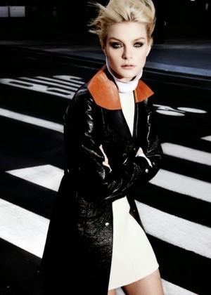 Jessica Stam - Numero Russia Magazine (November 2014)