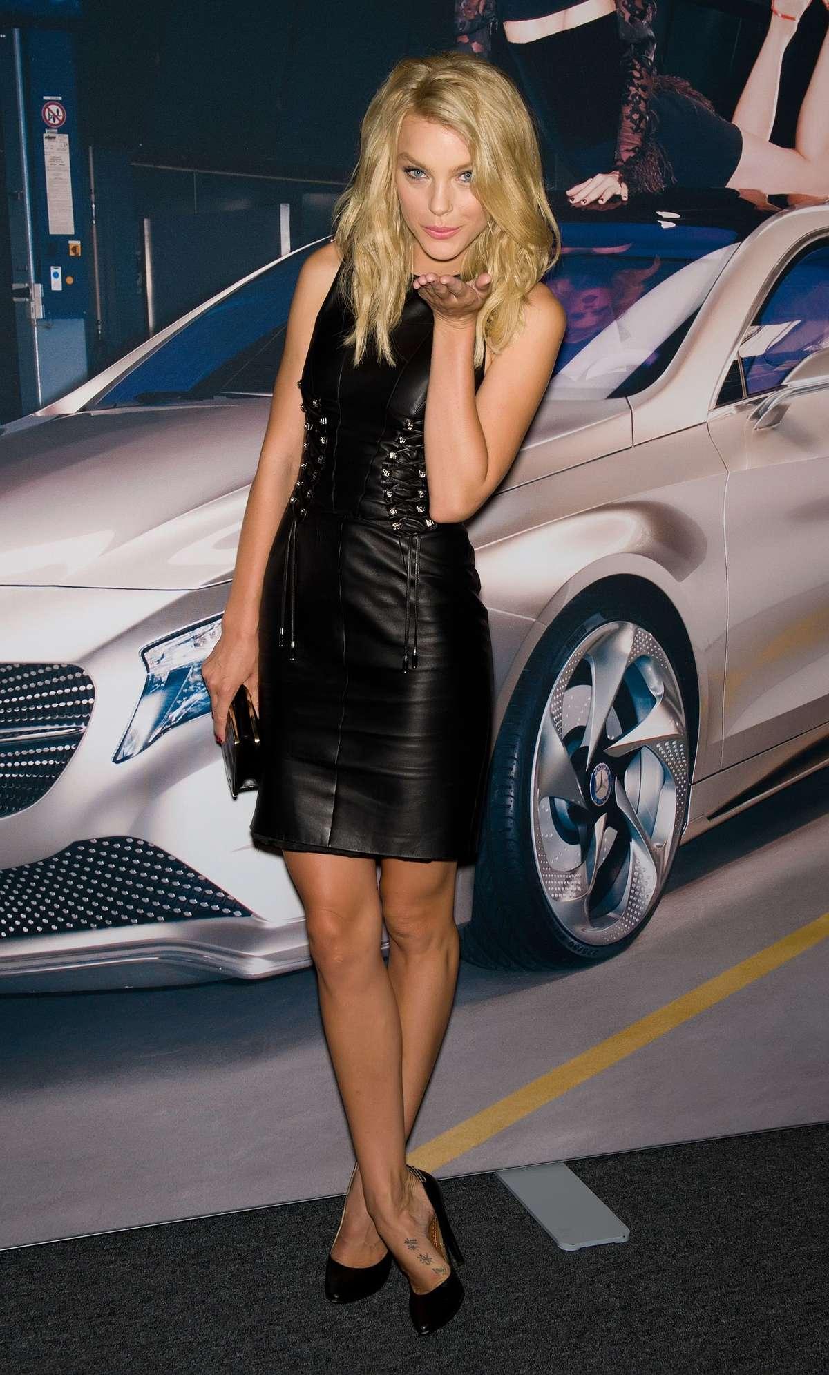 Mercedes Of Orlando >> Jessica Stam – Spring 2012 Mercedes-Benz-08 – GotCeleb
