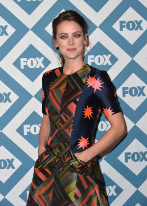 Jessica Stroup: 2014 Fox All-Star Party-01