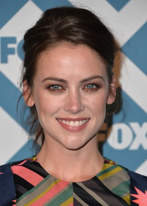 Jessica Stroup: 2014 Fox All-Star Party-02