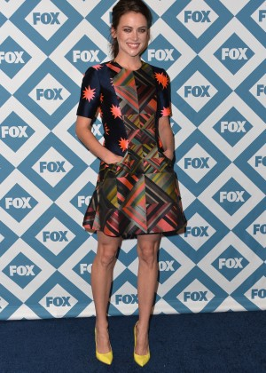 Jessica Stroup: 2014 Fox All-Star Party-03