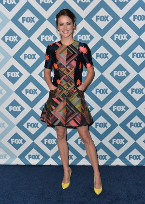 Jessica Stroup: 2014 Fox All-Star Party-05