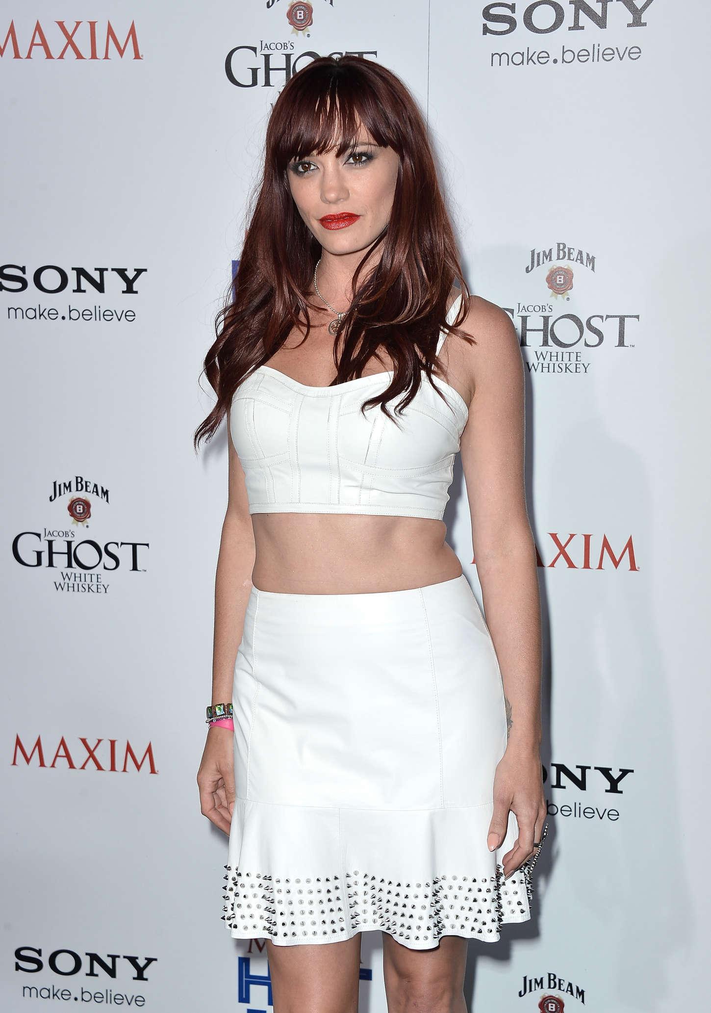 Jessica Sutta 2013 : Jessica Sutta at the 2013 Maxim Hot 100 Party -02