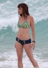 Jessica Sutta - Bikini Candids on the beach in Miami -26