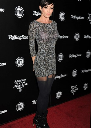 Jessica Sutta - FIAT Exclusive Night Celebrating The Launch Of The All-New Fiat 500X in Hollywood