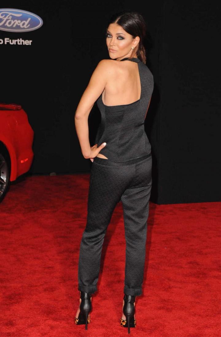 Jessica Szohr: Need For Speed Premiere -03