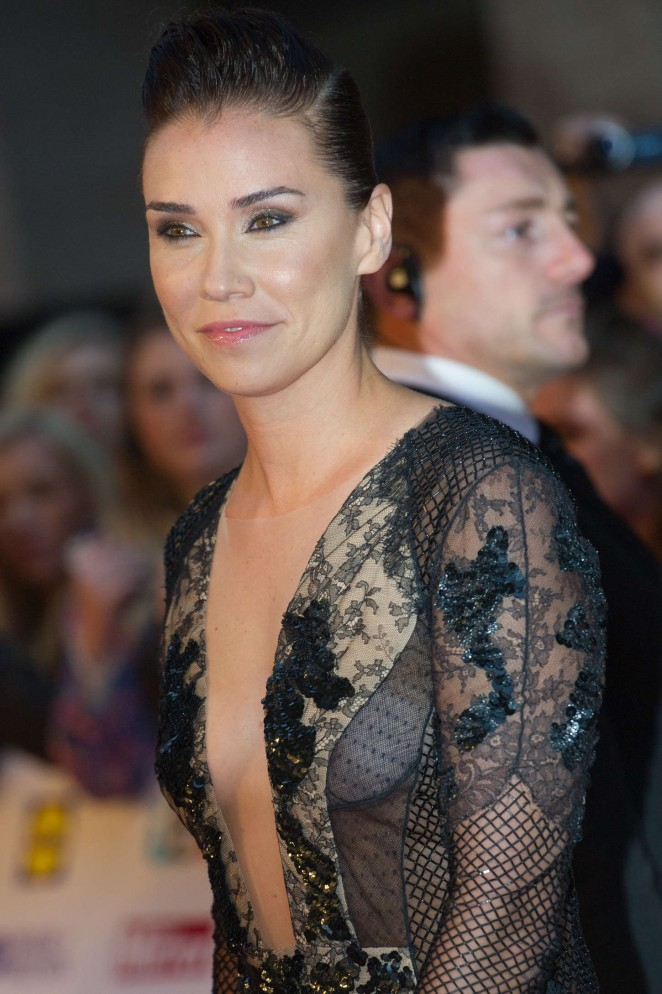 Jessica Taylor - 2014 Pride of Britain Awards in London