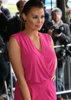 Jessica Wright: TRIC Awards 2014 -07