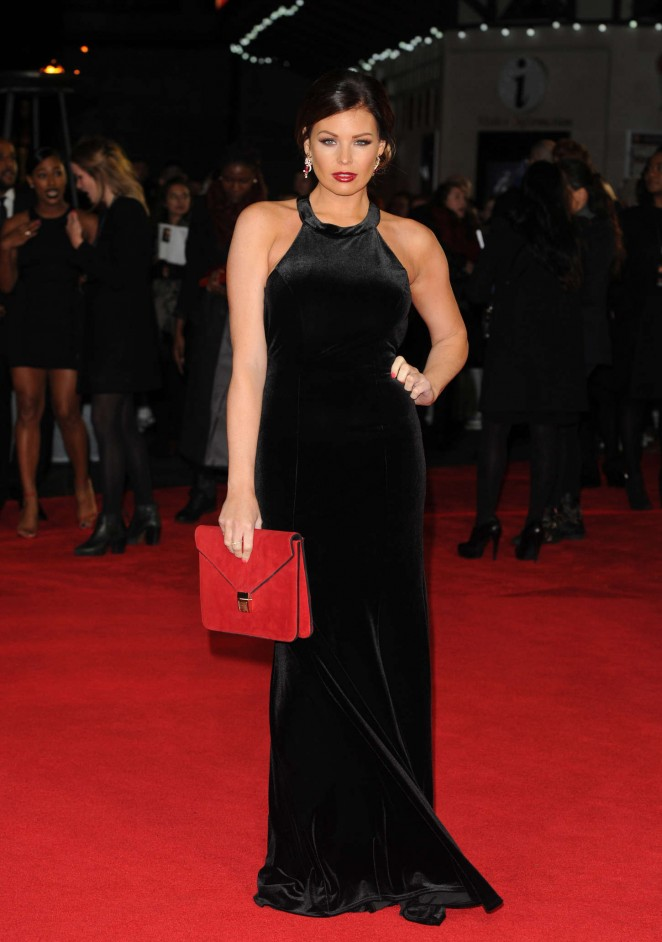 Jessica Wright - 'The Hunger Games: Mockingjay Part 1' Premiere in London