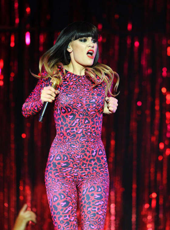 Jessie J - 2012 ELLE's 3rd Annual Music Event - GotCeleb