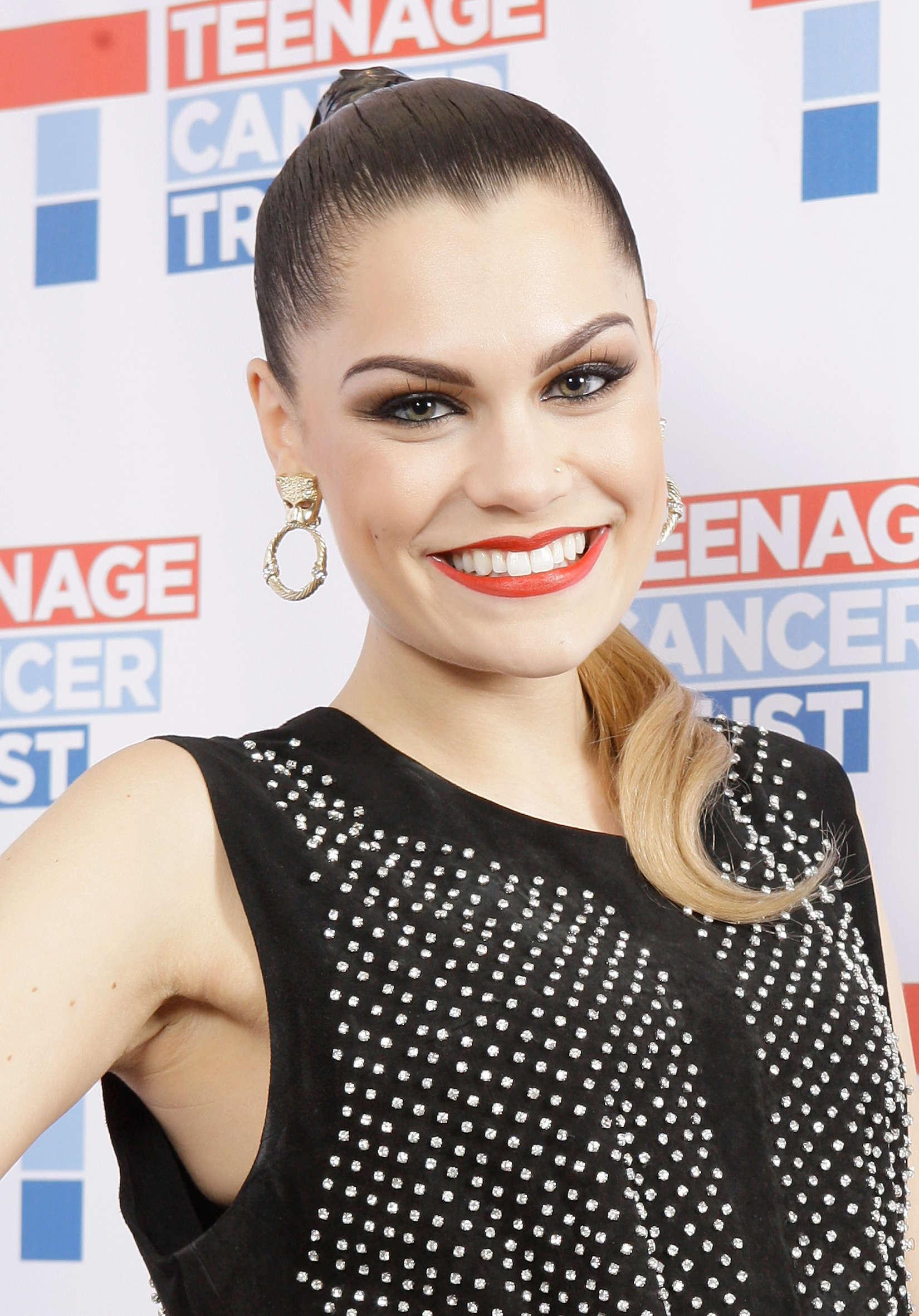 Jessie J - 2012 Teenage Cancer Trust in London-06 | GotCeleb