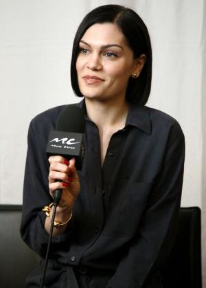 Jessie J - 2014 American Music Awards Radio Row in LA