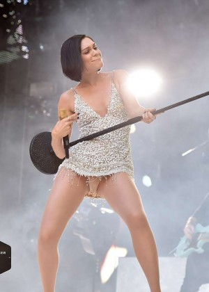 Jessie J: 2014 Capital Summertime Ball -03