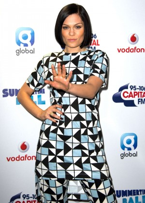 Jessie J: 2014 Capital Summertime Ball -06