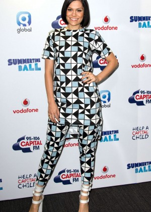 Jessie J: 2014 Capital Summertime Ball -12