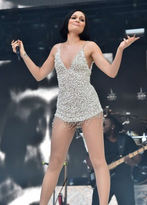 Jessie J: 2014 Capital Summertime Ball -14