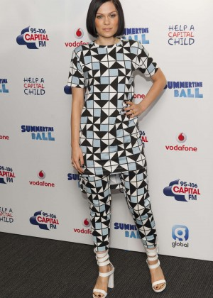 Jessie J: 2014 Capital Summertime Ball -15