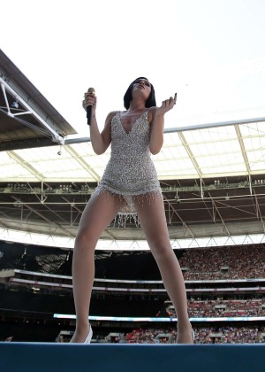 Jessie J: 2014 Capital Summertime Ball -16
