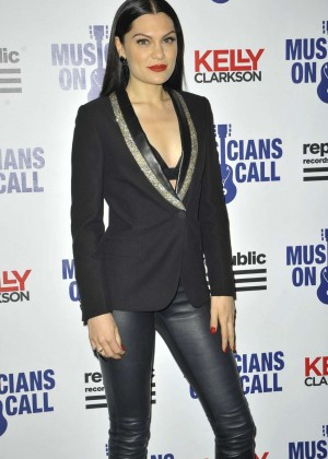 Jessie J - 2014 Musicians on Call's Celebration in NYC
