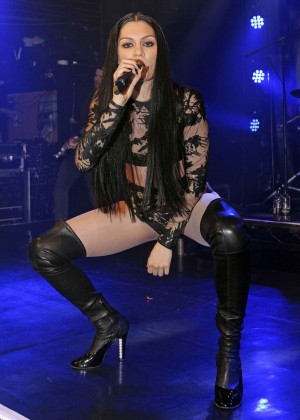Jessie J: Performs Live at G-A-Y Nightclub -04