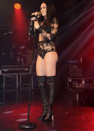 Jessie J: Performs Live at G-A-Y Nightclub -09