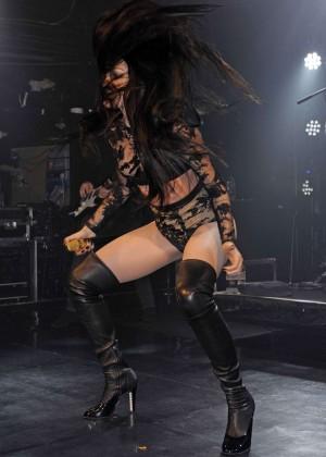 Jessie J: Performs Live at G-A-Y Nightclub -12